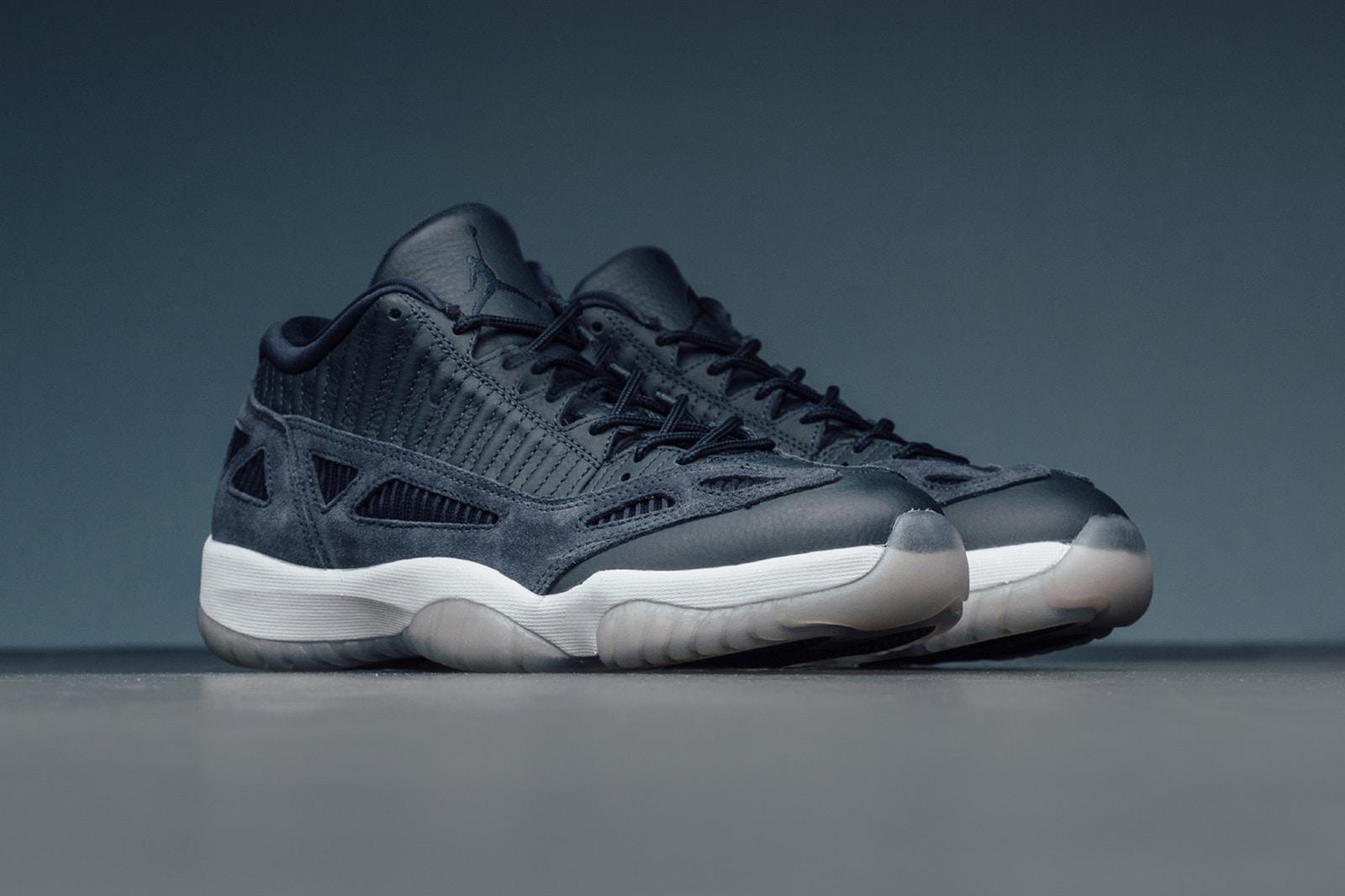 giay sneakers - elle man - Air Jordan 11 Low IE