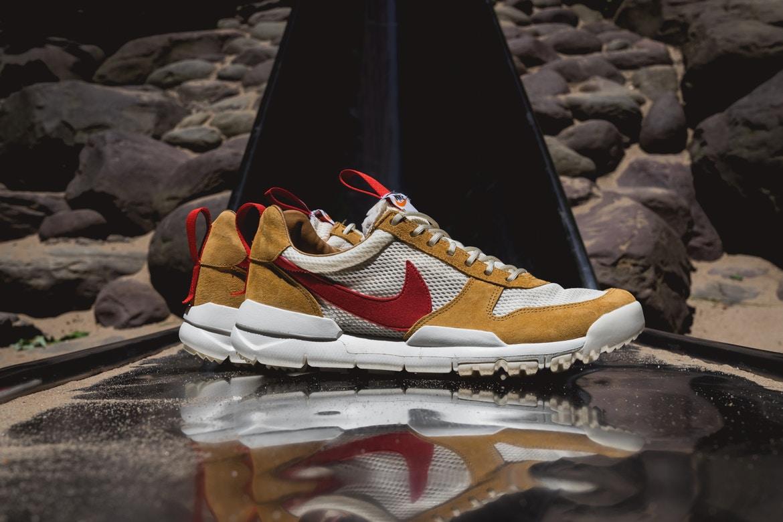 giay sneakers - elle man - Tom Sachs x NikeCraft Mars Yard Shoes 2.0