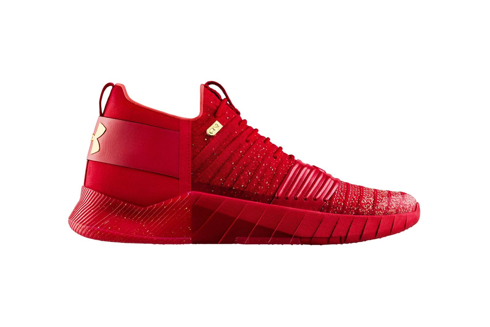 giay sneakers - elle man - Under Armour C1N