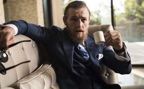 """""""Gã điên"""" Conor McGregor và gu thời trang ấn tượng"""