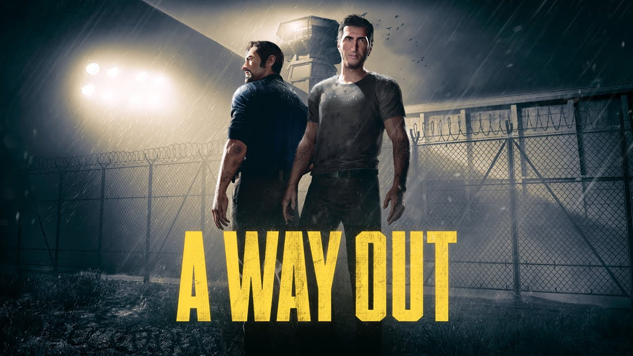 game hay - elle man - A WAY OUT
