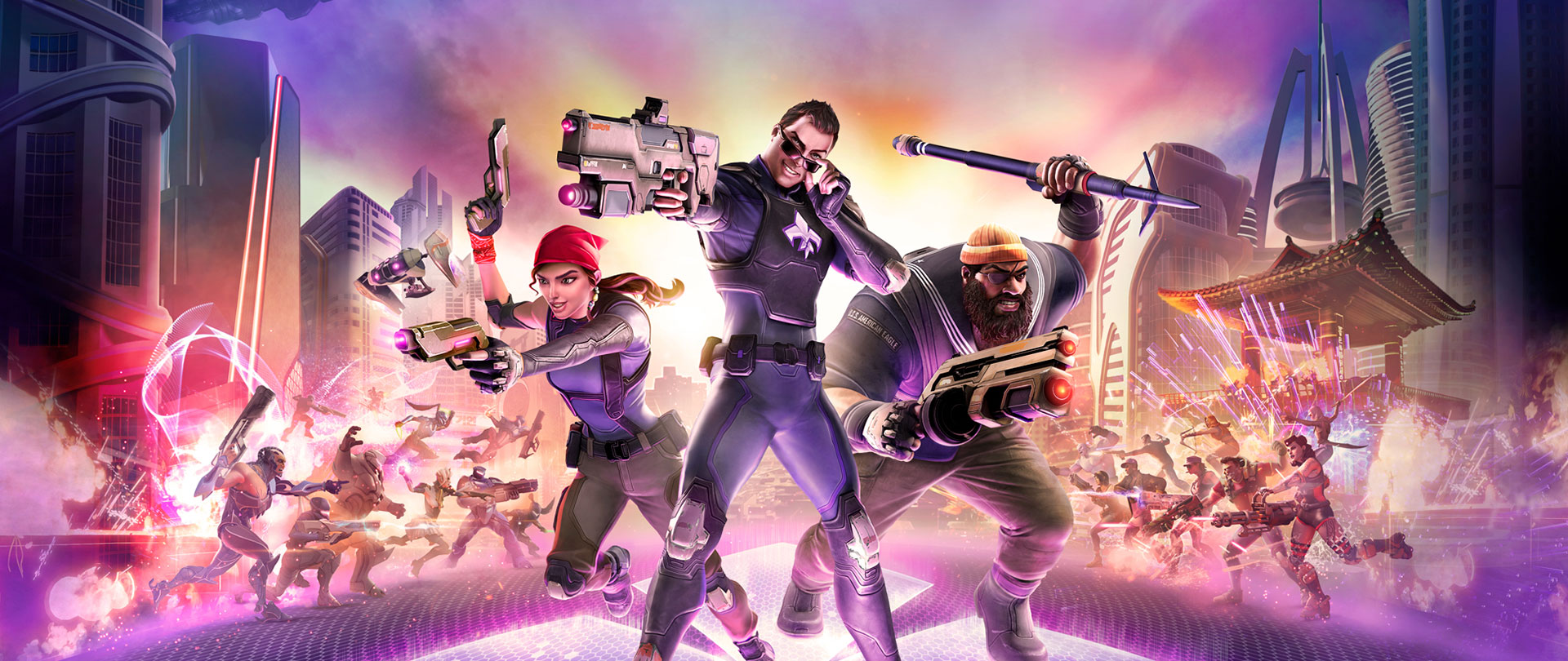 game hay - elle man - AGENTS OF MAYHEM