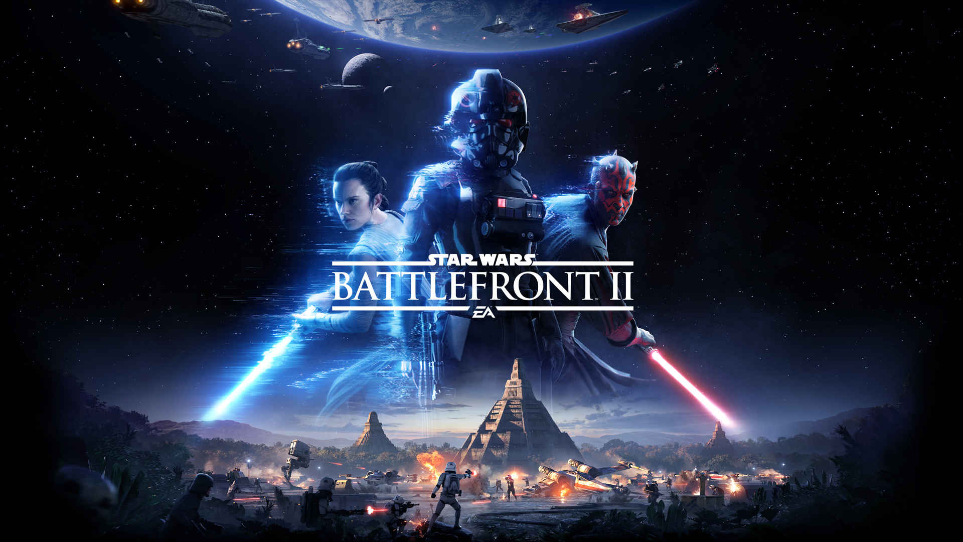 game hay - elle man - STAR WARS BATTLEFRONT II