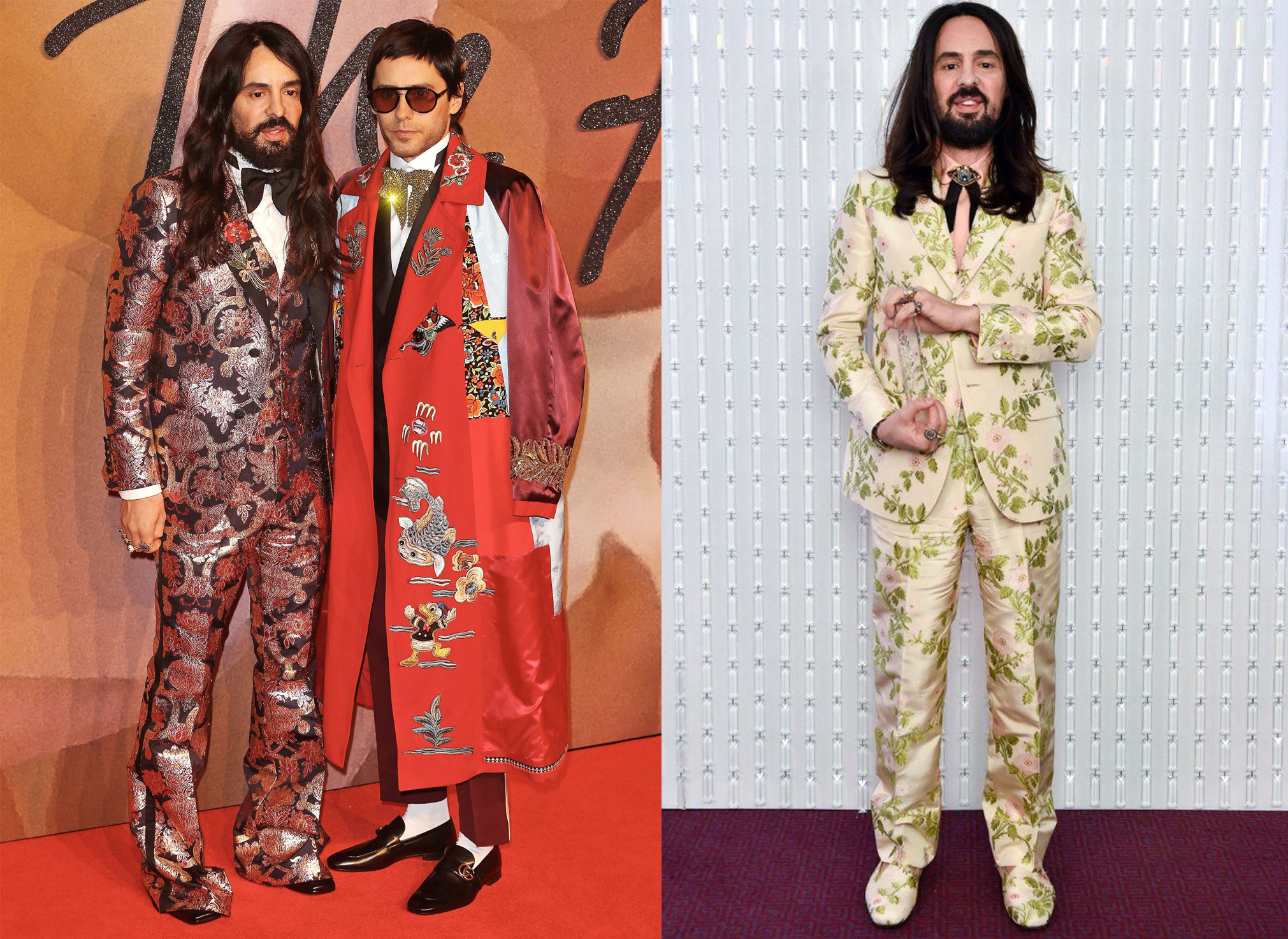 phong cach thoi trang nam - elle man - Alessandro Michele 1