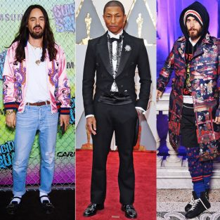 """10 ngôi sao """"phá vỡ"""" giới hạn trong phong cách thời trang nam hiện đại"""