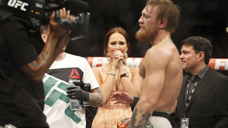 Người phụ nữ đằng sau hào quang của Conor McGregor