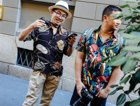 Xu hướng thời trang Xuân-Hè 2017 18 Tourist Cảm hứng viễn du 10