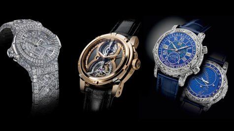 9 tuyệt tác đồng hồ đắt nhất trên thế giới từ trước đến nay