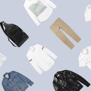 ELLE Man Style Calendar: Tươi mát cùng áo sơ mi trắng (14/8 – 20/8/2017)