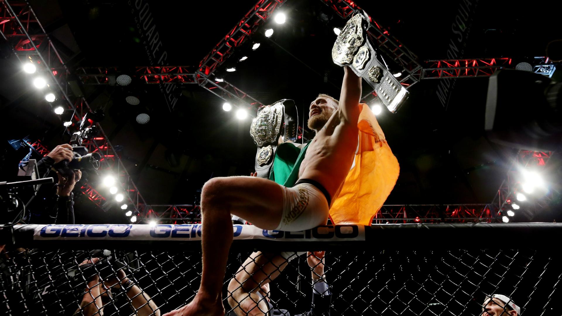 Conor McGregor và những bài học của vinh quang