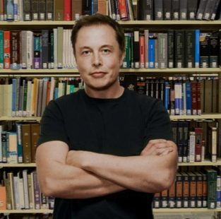 9 quyển sách hay gối đầu của tỉ phú Elon Musk