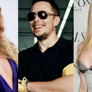 """Elon Musk: """"Em yêu, anh là kèo trên trong mối quan hệ này"""""""