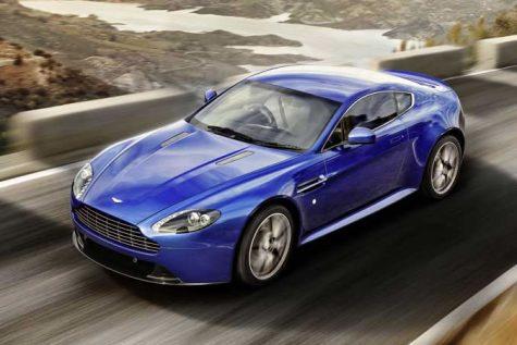xe hơi đẹp - elle man - Aston Martin V8 Vantage 1