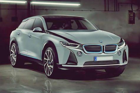 xe hơi đẹp - elle man - BMW i5 SUV 1