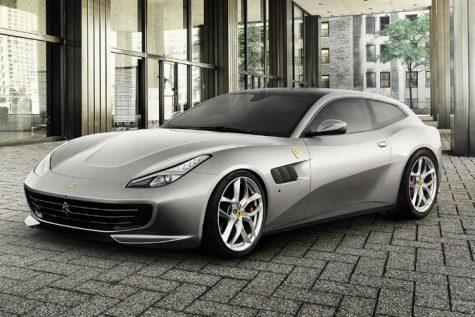 xe hơi đẹp - elle man - Ferrari GTC4Lusso T 1