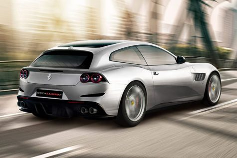 xe hơi đẹp - elle man - Ferrari GTC4Lusso T 2