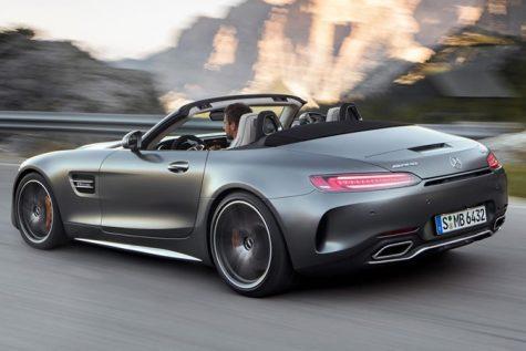 xe hơi đẹp - elle man - Mercedes AMG-GT Roadster 2