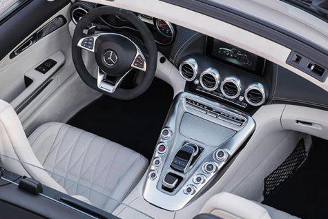 xe hơi đẹp - elle man - Mercedes AMG-GT Roadster
