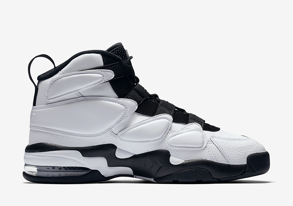 """giay the thao Nike Air Max2 Uptempo """"Max2 Madness"""" - elle man 1"""