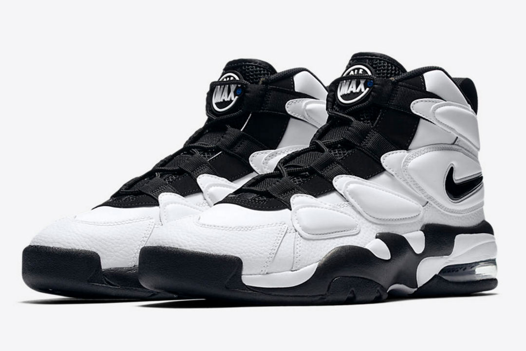 """giay the thao Nike Air Max2 Uptempo """"Max2 Madness"""" - elle man"""