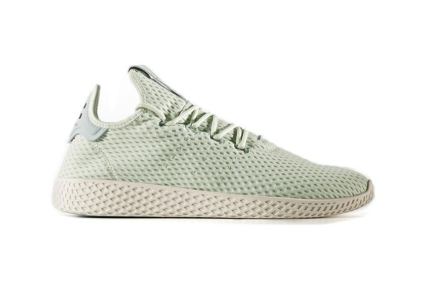 giay the thao Pharrell x adidas Originals Tennis Hu - elle man 1