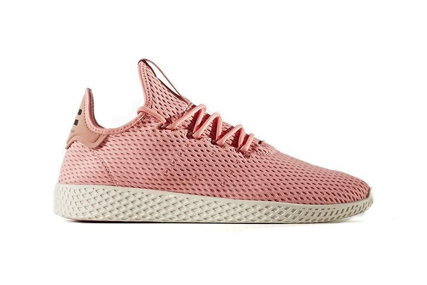 giay the thao Pharrell x adidas Originals Tennis Hu - elle man 2