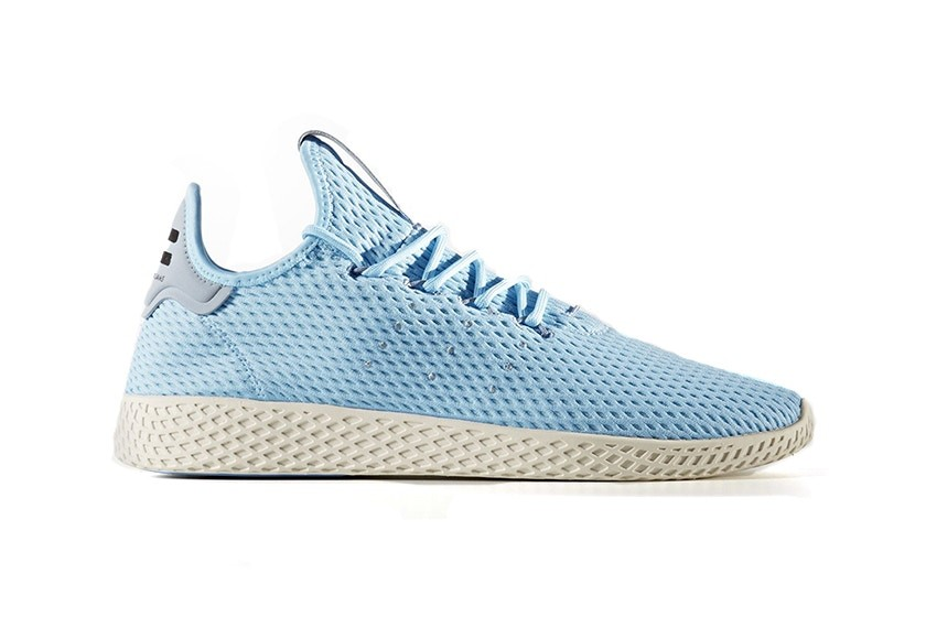 giay the thao Pharrell x adidas Originals Tennis Hu - elle man 3