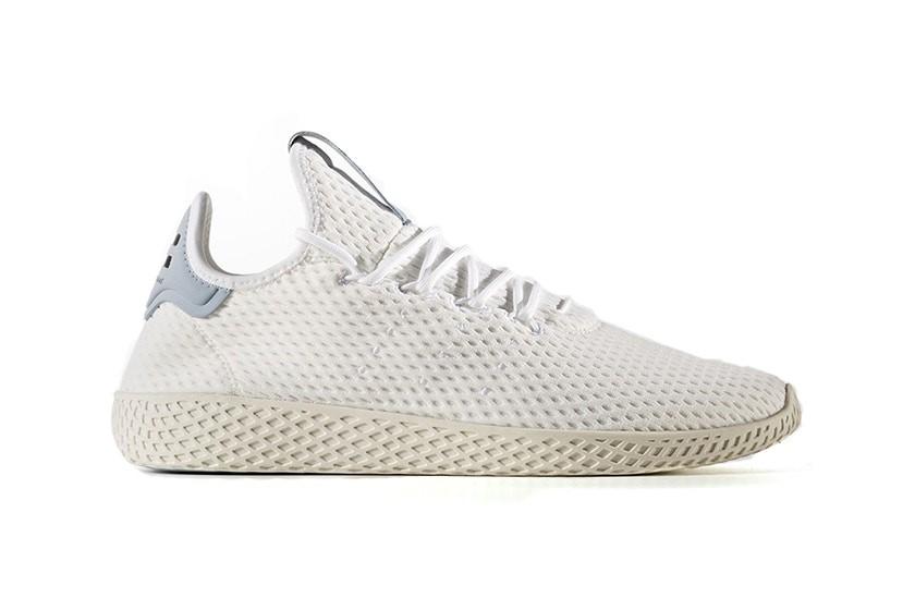 giay the thao Pharrell x adidas Originals Tennis Hu - elle man 4