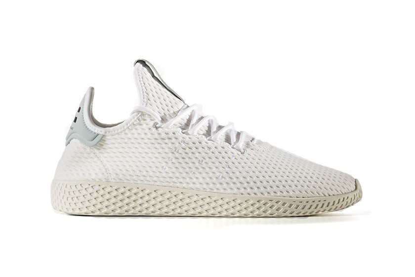 giay the thao Pharrell x adidas Originals Tennis Hu - elle man 5