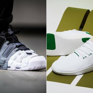 8 mẫu giày thể thao tuyệt đẹp của nửa đầu tháng 8/2017