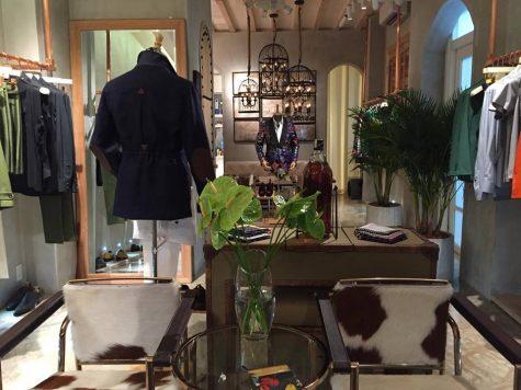 Cửa hàng Antonio De Torres