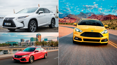 Thế giới xe hơi: Xế nào cho ngưỡng tứ tuần?