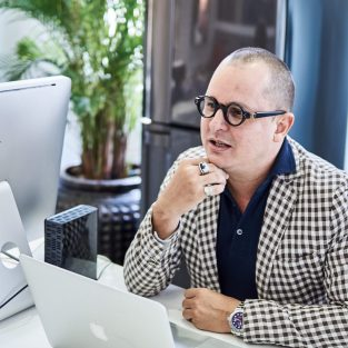 Antonio De Torres nói gì về thời trang nam may đo cao cấp tại Việt Nam?