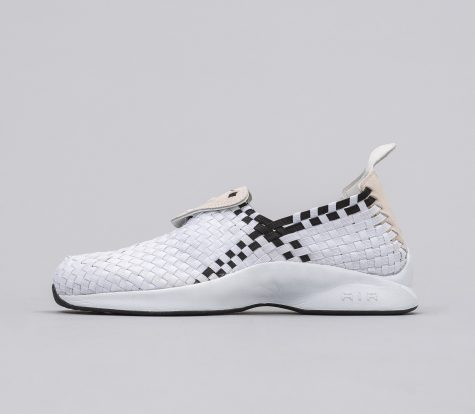 giay the thao all-white - nike air woven - elle man 2