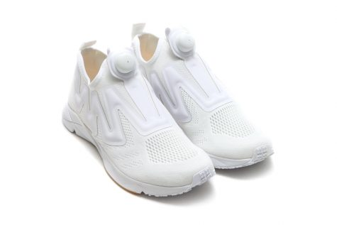 giay the thao all-white - reebok pump supreme ultk white - elle man 2