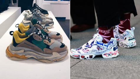 """9 thiết kế giày thể thao """"Xấu Lạ"""" đáng chú ý nhất hiện nay"""