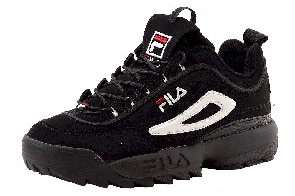 giay the thao ugly sneakers - fila disruptor - elle man 2