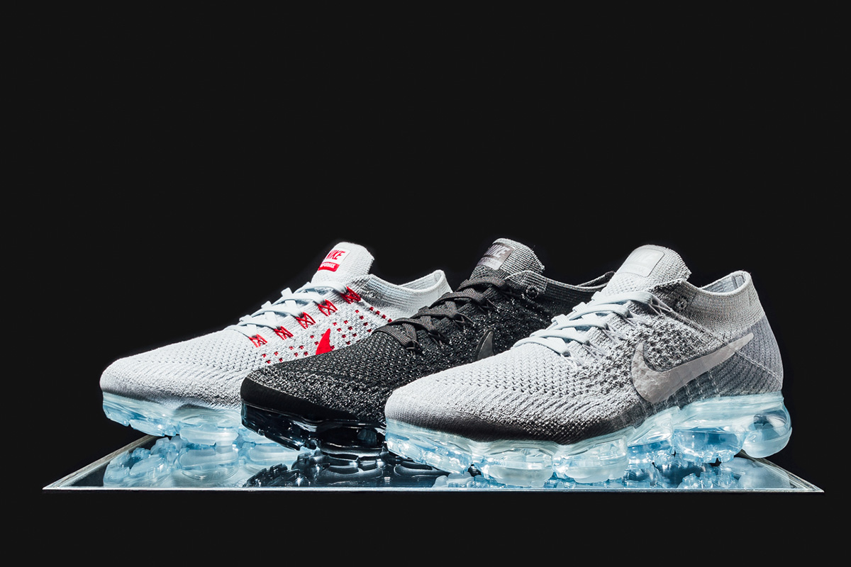 giay the thao ugly sneakers - nike vapormax flyknit iD - elle man