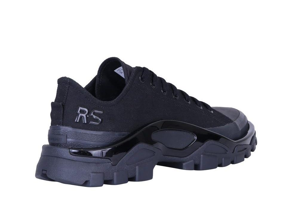 giay the thao ugly sneakers - raf simons adidas new runner - elle man 1