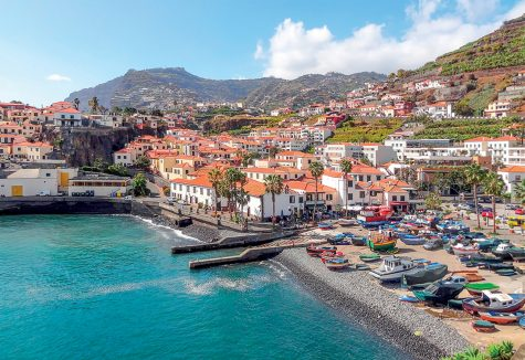 Madeira - tìm về quê hương của Cristiano Ronaldo