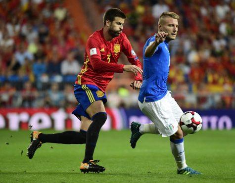 Vòng loại World Cup: Ý vs Tây Ban Nha - Thiên Thanh gặp khó