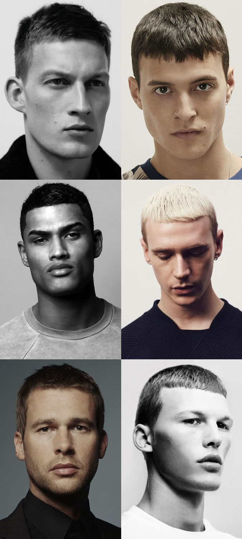 Kiểu tóc nam đẹp - elle man 1