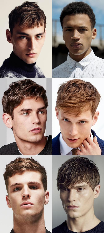 kiểu tóc nam đẹp - elle man