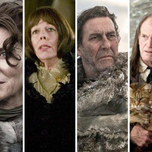 6 diễn viên Trò Chơi Vương Quyền từng xuất hiện trong Harry Potter
