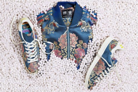 "giay the thao pharrell williams Pharrell x adidas Originals ""Jacquard"" pack (2015) - elle man 2"