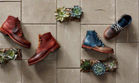 5 kiểu giày tây nam cho mùa Thu-Đông 2017