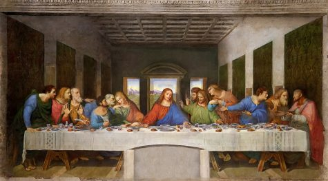 hoi hoa phuc hung The Last Supper by Leonardo da Vinci - elle man 1