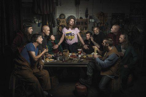 hoi hoa phuc hung The Last Supper by Leonardo da Vinci - elle man