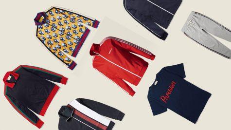 ELLE Man Style Calendar: Hoài cổ cùng áo khoác Track Jacket (11/9 – 17/9/2017)