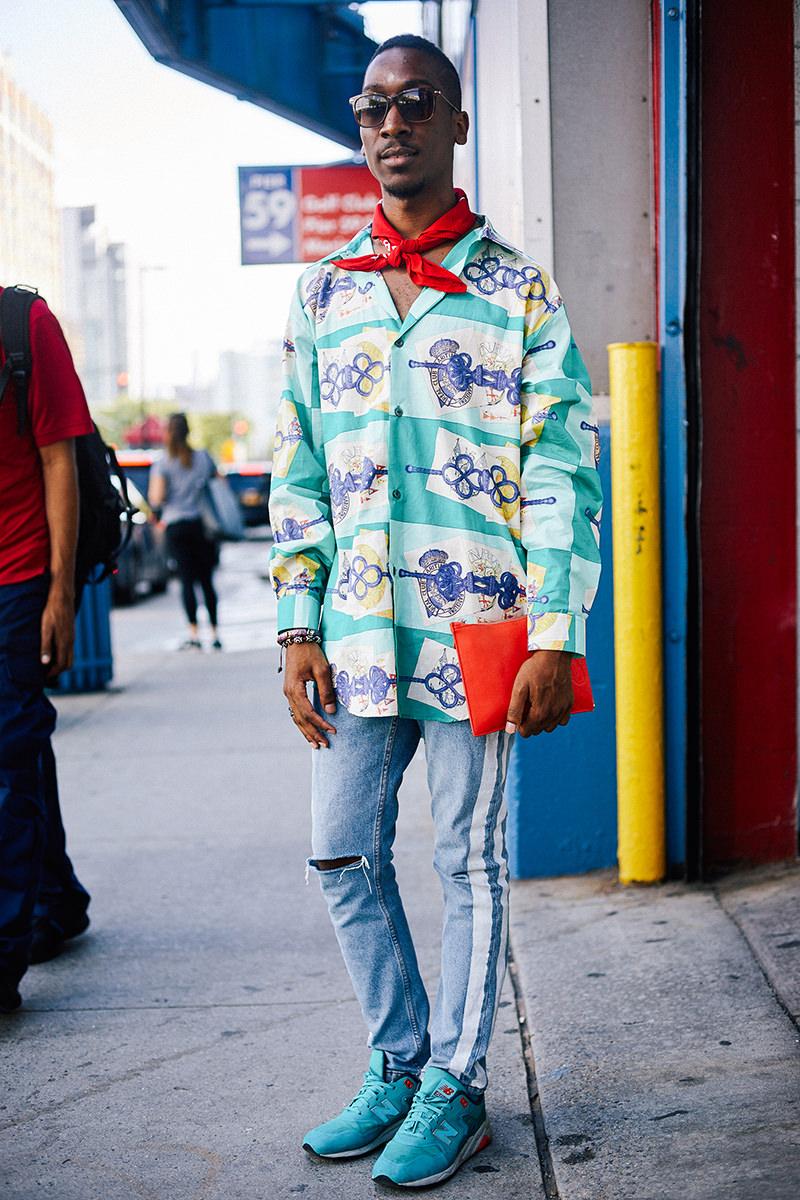 Street style nam nổi bần bật tại tuần lễ thời trang nữ New York, Xuân –Hè 2017-1816